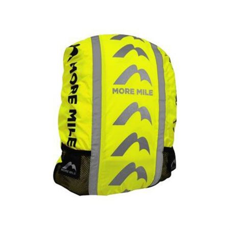 Светлоотразителен Калъф За Раница MORE MILE Reflective Safety Backpack Cover 509086