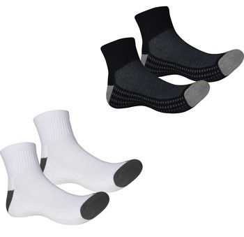Комплект Мъжки Чорапи MORE MILE Cadeo Coolmax Twin Pack Running Socks  509096 MM2071