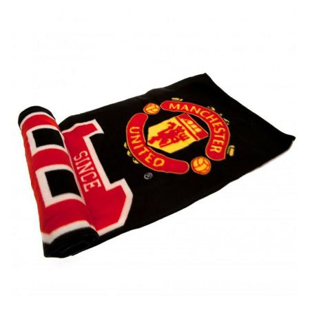Одеяло MANCHESTER UNITED Fleece Blanket ES 505525 h15flemues