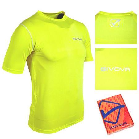 Мъжка Тениска GIVOVA Running Corpus 2 0019 514497 MAE011 изображение 4