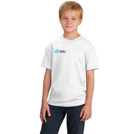 Детска Тениска SPORTRESPECT Basic Polyester Tee 504104