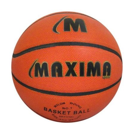 Баскетболна Топка MAXIMA Official Basketball Rubber 7 502011 200634
