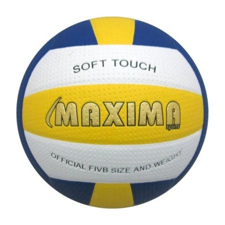 Волейболна Топка MAXIMA Volleyball Soft Touch 501770 200662