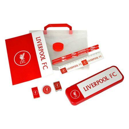 Ученически Пособия LIVERPOOL Stationery Box Set LB 500532b 10487