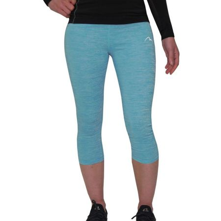 Дамски Клин MORE MILE Heather 3/4 Capri Ladies Running Tights 508543 MM2514