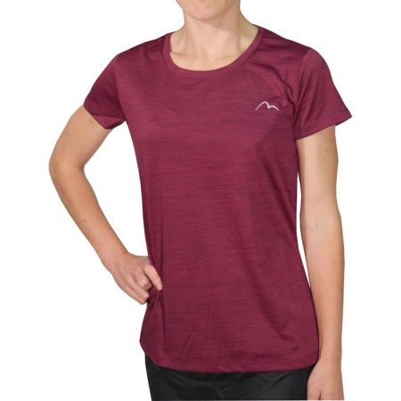 Детска Тениска MORE MILE M-Tech Dry Girls Short Sleeve Running Top 508837
