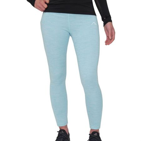 Детски Клин MORE MILE Heather Girls Long Running Tights 508822