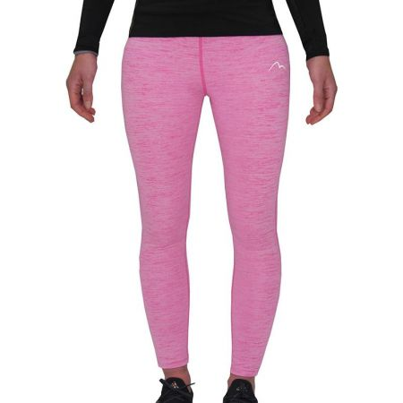 Детски Клин MORE MILE Heather Girls Long Running Tights 508823