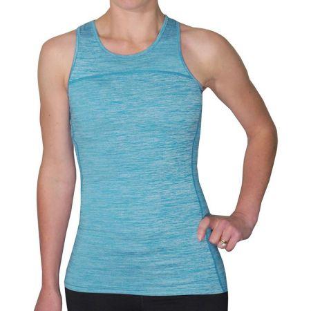 Дамски Потник MORE MILE Heather Ladies Running Vest 508549