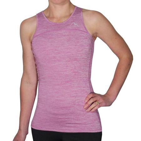 Дамски Потник MORE MILE Heather Ladies Running Vest 508550