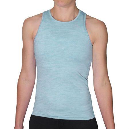 Детски Потник MORE MILE Heather Girls Running Vest 508830