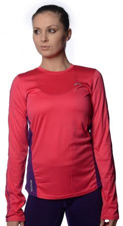 Дамска Блуза MORE MILE More-Tech Ladies Slim Fit Running Top 508748 MM1691t изображение 2