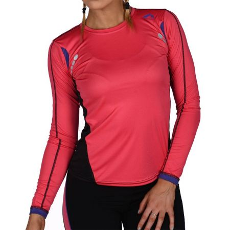 Дамска Блуза MORE MILE Pacific Long Sleeve Ladies Running Top 508719