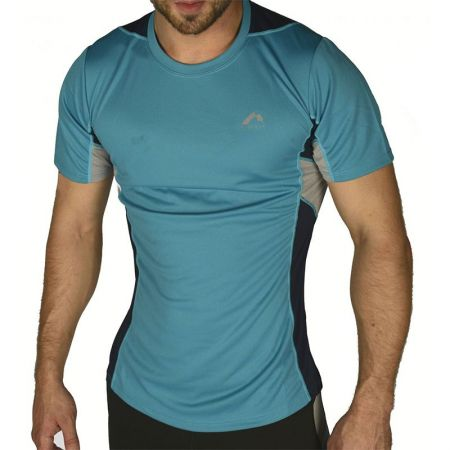 Мъжка Тениска MORE MILE Tech Short Sleeve Mens Running Top  508417