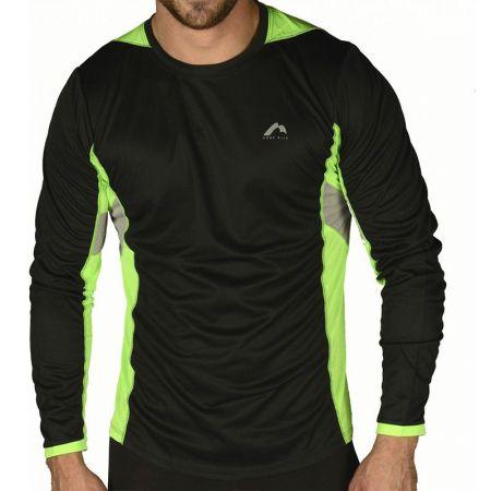 Мъжка Блуза MORE MILE Winter More-Tech Long Sleeve Mens Running Top 508444
