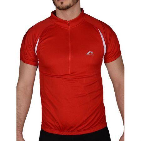 Мъжка Тениска MORE MILE Short Sleeve Mens Cycle Jersey 508433 MM1964