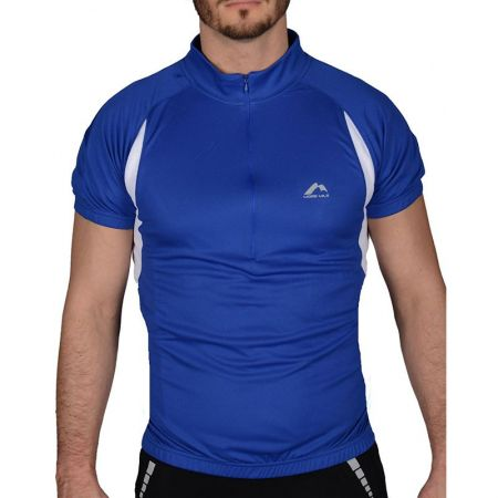 Мъжка Тениска MORE MILE Short Sleeve Mens Cycle Jersey 508435