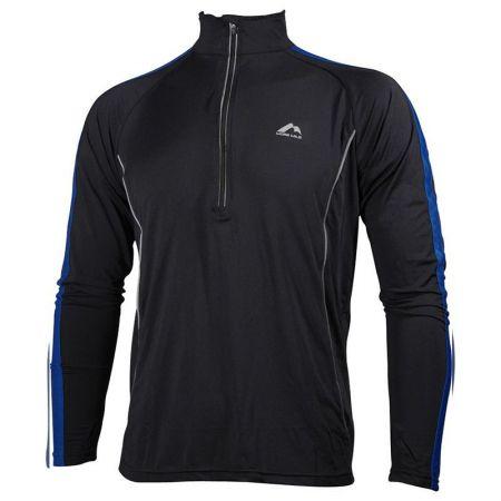 Мъжка Блуза MORE MILEHi-Viz Half-Zip Mens Long Sleeve Running Top 508361  MM2028