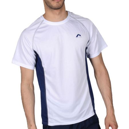 Мъжка Тениска MORE MILE Mesh Panelled Short Sleeve Mens Running Top 508354