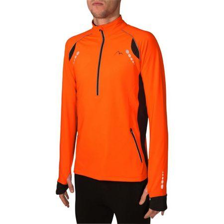 Мъжка Блуза За Бягане MORE MILE Alaska Mens Thermal Running Top 508241
