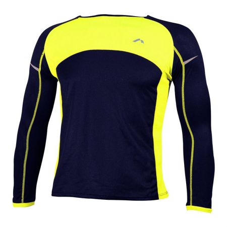 Детска Блуза MORE MILE Long Sleeve Junior Running Top 508855