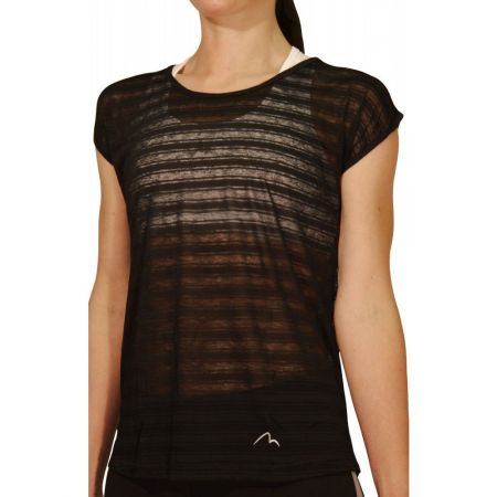 Дамска Тениска MORE MILE Breathe Short Sleeve Ladies Training Top