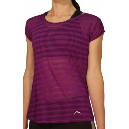 Дамска Тениска MORE MILE Breathe Short Sleeve Ladies Training Top 510815 MM2481