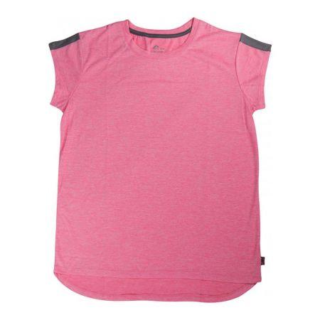 Детска Тениска MORE MILE Girls Cap Short Sleeve Running Top 512983 MM2990