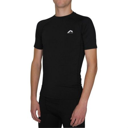 Мъжка Тениска MORE MILE Compression Baselayer Mens Running Top 508351