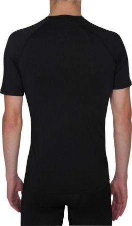 Мъжка Тениска MORE MILE Compression Baselayer Mens Running Top 508351 MM1848 изображение 2