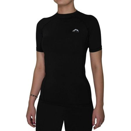 Дамска Термо Тениска MORE MILE Compression Baselayer Short Sleeve Ladies Top 508646 MM1852