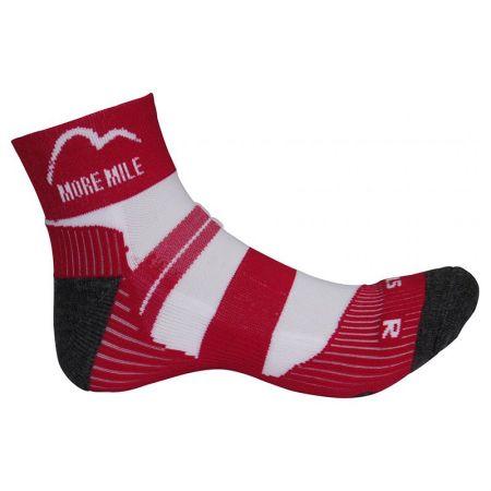Мъжки Чорапи MORE MILE Endurance Running Socks 509572