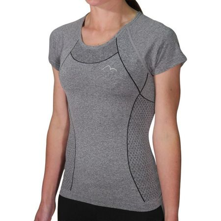 Дамска Тениска MORE MILE Seamless Lite Short Sleeve Ladies Running Top 508572