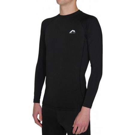 Мъжка Термо Блуза MORE MILE Compression Baselayer Long Sleeve Mens Top 508352  MM1849