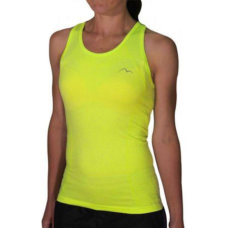 Дамски Потник MORE MILE Lumino Lite Seamless Ladies Running Vest Tank Top 508587