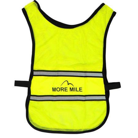 Елек MORE MILE Lumino Reflective Running Bib 508919 MM2445