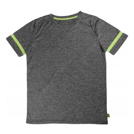 Детска Тениска MORE MILE Marl Boys Short Sleeve Running Top 512967 MM3008