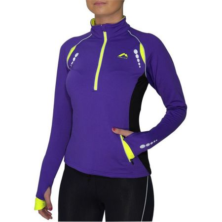 Дамски Суичър MORE MILE Vancouver Ladies Thermal Running Top 508713