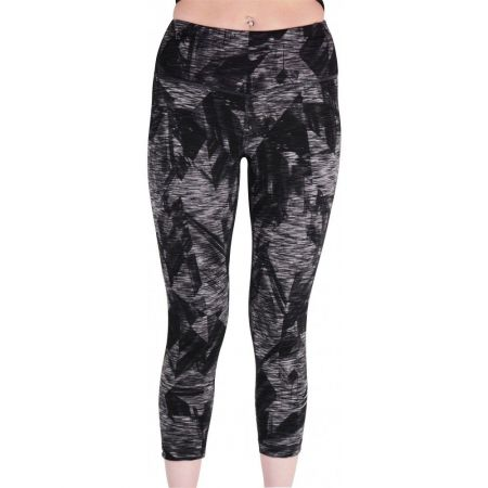 Дамски Двулицев Клин MORE MILE Graphic Womens 7/8 Long Training Tights 511875 MM2755