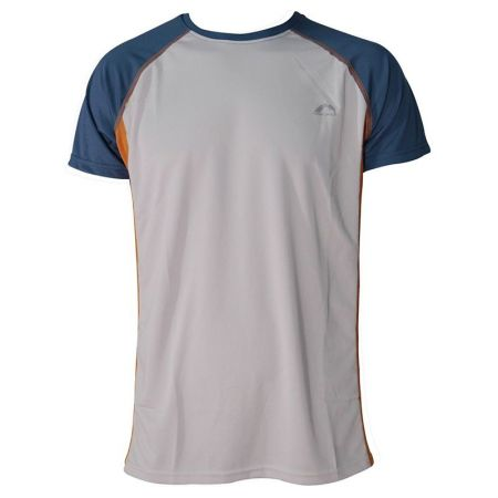 Мъжка Тениска MORE MILE Roxx Short Sleeve Mens Running Top 508211  MM2135