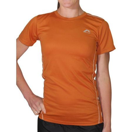 Дамска Тениска MORE MILE Roxx Short Sleeve Ladies Running Top 508583 MM2150