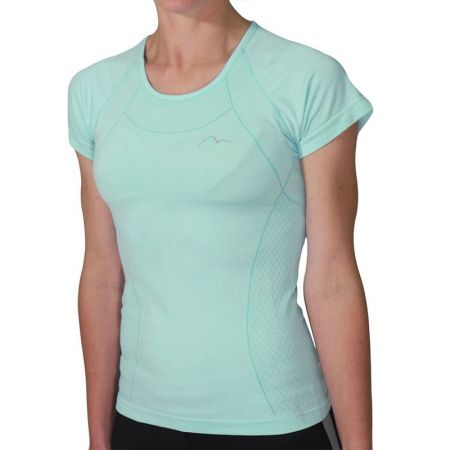 Дамска Тениска MORE MILE Seamless Lite Short Sleeve Ladies Running Top 508570 MM2489