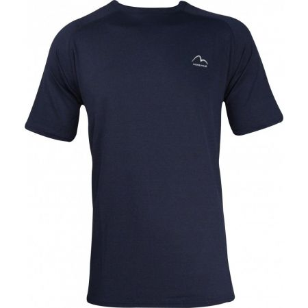 Мъжка Тениска MORE MILE Mens Short Sleeve Running Top 511243 MM2790