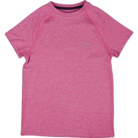 Детска Тениска MORE MILE Girls Short Sleeve Running Top