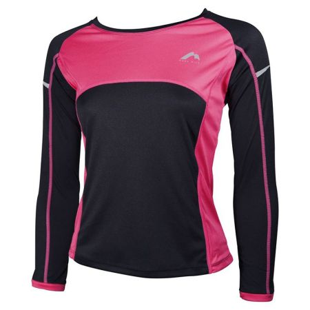 Детска Блуза MORE MILE  Long Sleeve Junior Running Top 508853