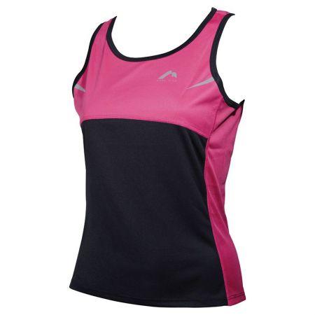 Детски Потник MORE MILE Girls Running Vest 508851
