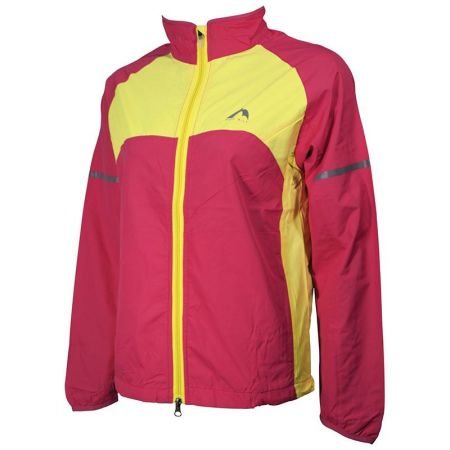 Детско Яке MORE MILE Girls Woven Running Jacket 508847