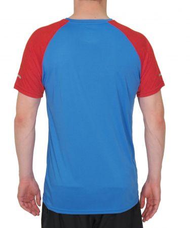 Мъжка Тениска MORE MILE Tempest Cool Performance Mens Running Top 508203  MM2566 изображение 2