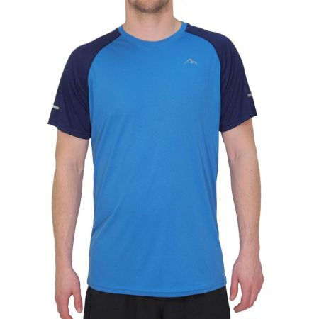 Мъжка Тениска MORE MILE Tempest Cool Performance Mens Running Top 508204  MM2568