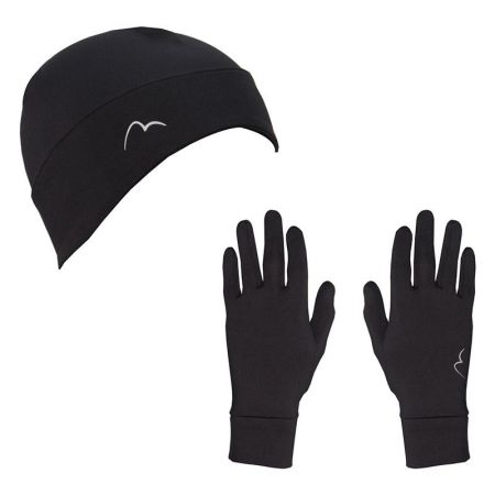 Комплект Ръкавици И Шапка  MORE MILE Chill Brushed Beanie and Glove Set 509007